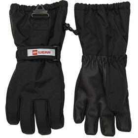 LEGO wear Aiden 703 Gloves Children black